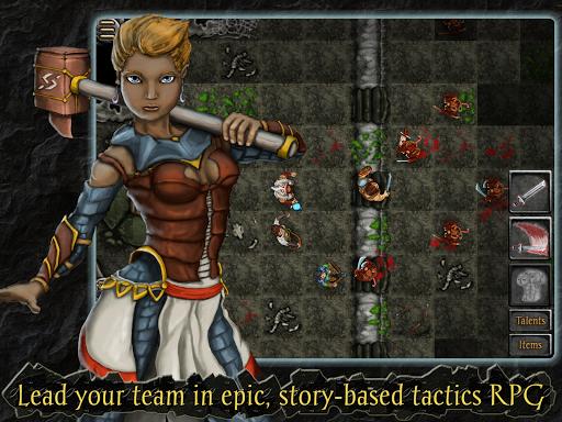 Heroes of Steel RPG Elite screenshots 12