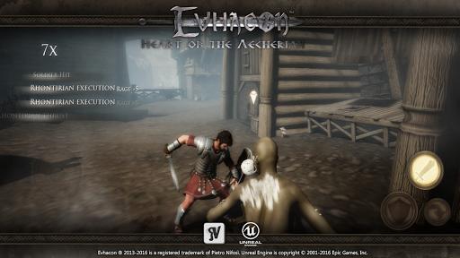 evhacon 2 hd screenshot 2