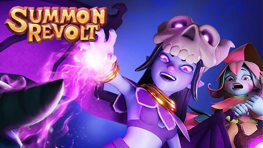 Summon Revolt: Magic Battle 0.20.1 screenshots 15