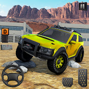 Offroad 4x4 : Car Parking & Car Driving Games 2021
