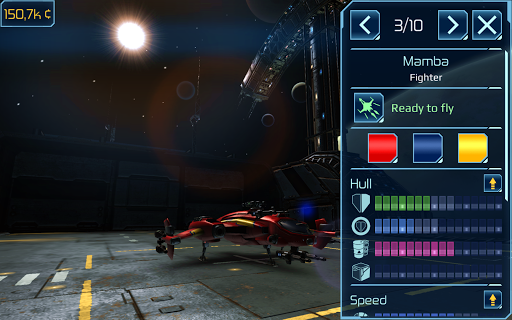 Space Commander: War and Trade screenshots 15