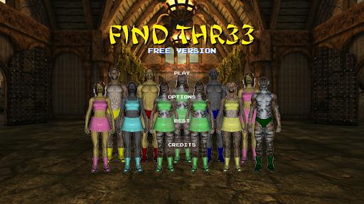 find three free screenshot 1