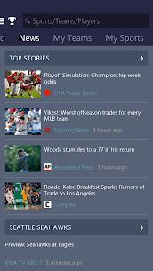 MSN Sports – Scores & Schedule 2
