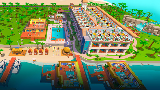 Hotel Empire Tycoon - Idle Game Manager Simulator  screenshots 4