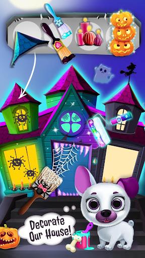 Kiki & Fifi Halloween Salon - Scary Pet Makeover 5.0.11508 screenshots 2