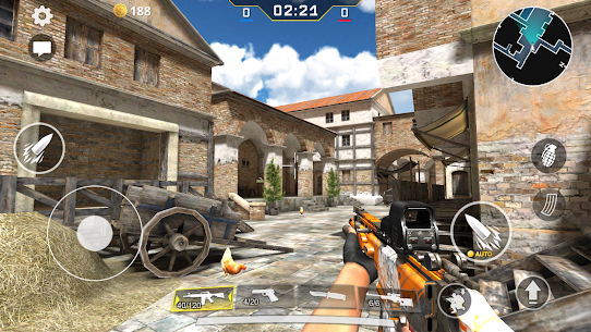 GO Strike : Online For Pc   How To Download For Free(Windows And Mac) 1