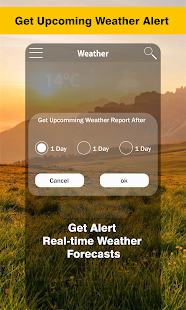 Weather - Daily Forecast & Radar Widget Update