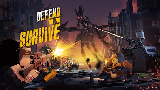 Zombie Virus - Strike  screenshots 11