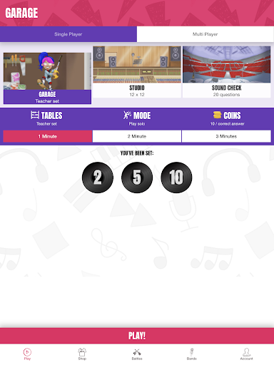 Times Tables Rock Stars apkpoly screenshots 6