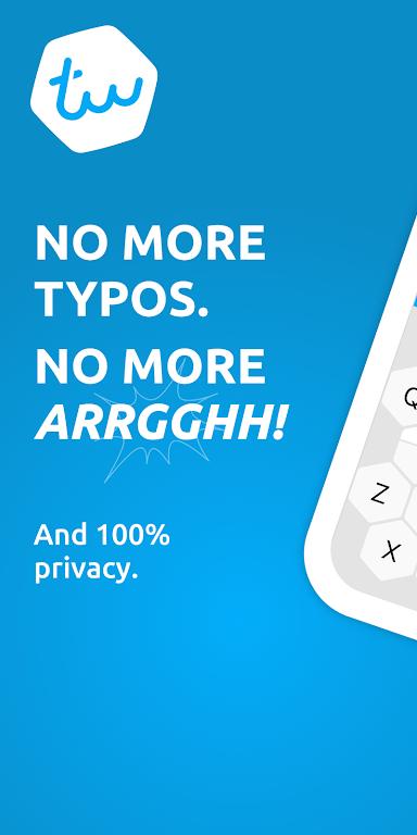 Offline Privacy Keyboard  poster 0