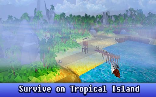 craft island survival 3d screenshot 1