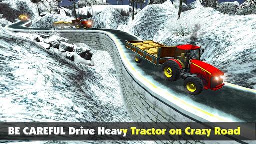 Rural Farm Tractor 3d Simulator - Tractor Games 3.2 screenshots 2