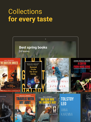 MyBook: books and audiobooks 3.36.2 Screenshots 14