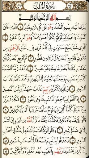 القرآن الكريم مع التفسير وميزات أخرى  screenshots 2