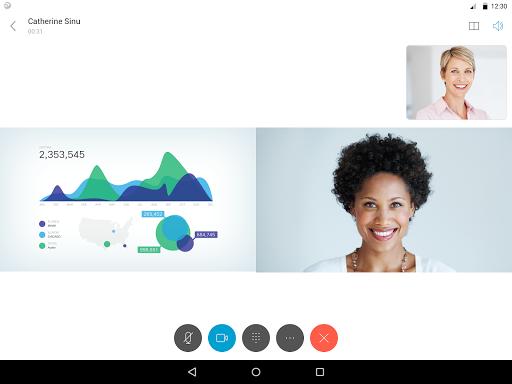 Cisco Jabber modavailable screenshots 14