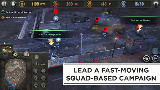 Company of Heroes Apk Mod + OBB/Data for Android. 3