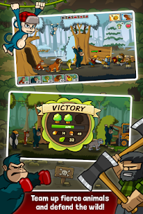 Lumberwhack: Defend the Wild For Pc – Free Download For Windows 7, 8, 8.1, 10 And Mac 1