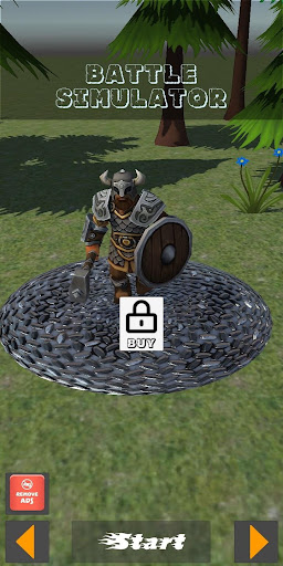 Battle Simulator 4.5 screenshots 1