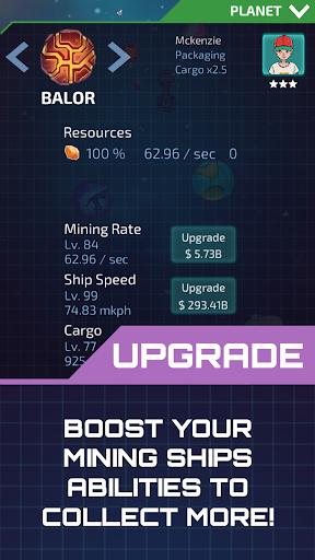 Idle Planet Miner  screenshots 4