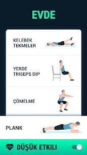 Kilo Verme Egzersizleri – 30 Günde Kilo Ver Erkek Apk 2021 3