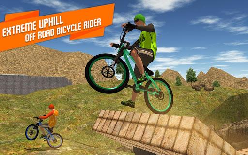 BMX Offroad Bicycle rider Superhero stunts racing screenshots 9