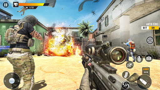 Encounter Cover Hunter 3v3 Team Battle 1.6 Screenshots 6