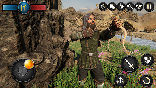 Osman Gazi 2021:  New Fighting Games 2021- apkpoly screenshots 14