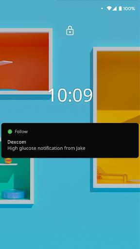 Dexcom Follow mmol/L DXCM1 4.1.0 screenshots 5