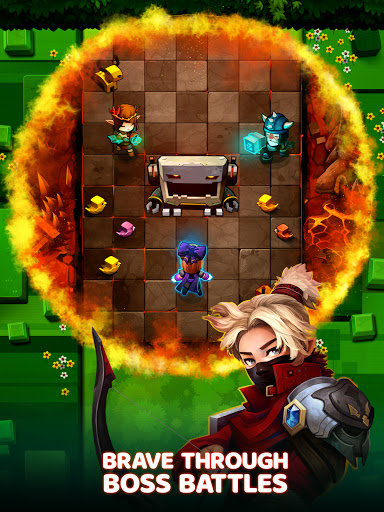 Battle Bouncers: Legion of Breakers! Brawl RPG 1.17.0 screenshots 10