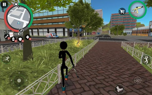 Stickman Rope Hero 2 Mod Apk (Add Exp/Unlimited Coin) 5