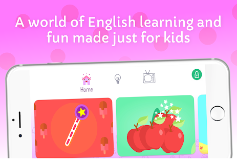 Hello English Kids: Learn English (2-10 year olds) Screenshot