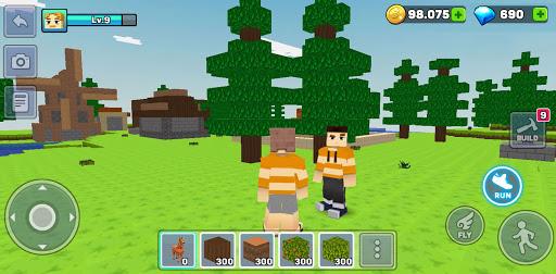 MiniCraft: Blocky Craft 2021 screenshots 3