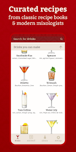 Cocktail Party: Drink Recipes & Ingredient Library 2