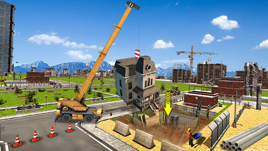 Excavator Construction Simulator: Truck Games 2021 1.5 screenshots 11