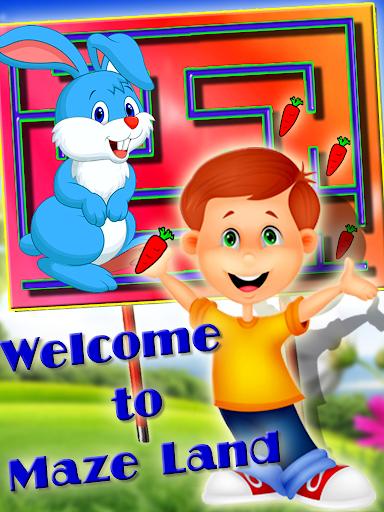 Children Maze : Educational Maze Game  screenshots 1