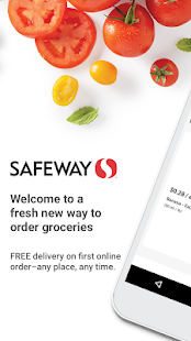 Safeway: Grocery Deliveries Screenshot