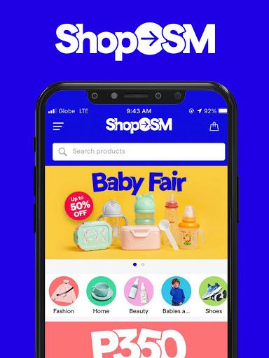 ShopSM  Screenshots 1