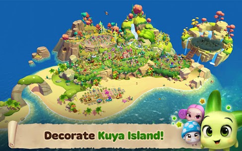 Merge Kuya Island MOD APK (Unlimited Money) Download 8