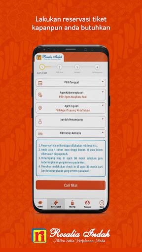 Rosalia Indah Transport  screenshots 2
