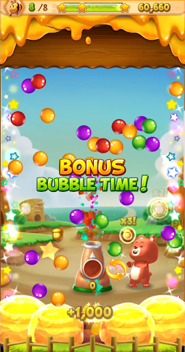 Bubble Buggle Pop: Free Match & Shooter Puzzle apkpoly screenshots 3