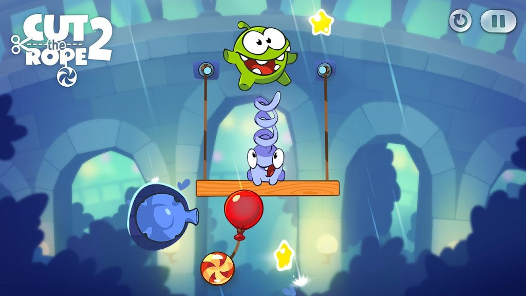 Cut the Rope 2  poster 13