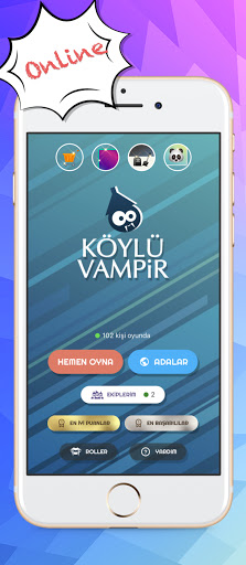 Ku00f6ylu00fc Vampir apkslow screenshots 1