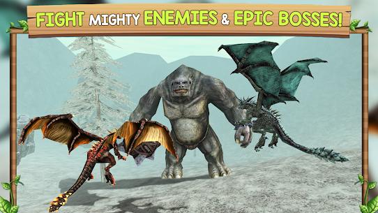 Dragon Sim Online MOD (Unlimited Money) 5