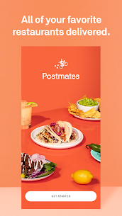 Postmates – Local Restaurant Delivery & Takeout 1