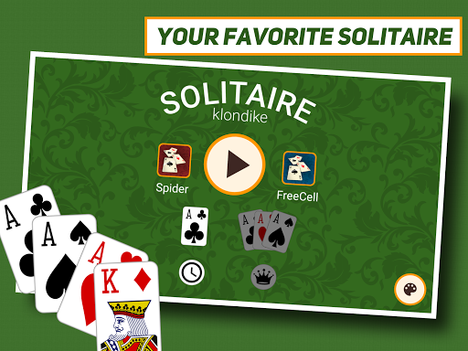 Klondike Solitaire: Classic 1.1.16 screenshots 11