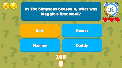 television trivia screenshot 3