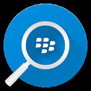 BlackBerry-Gerätesuche