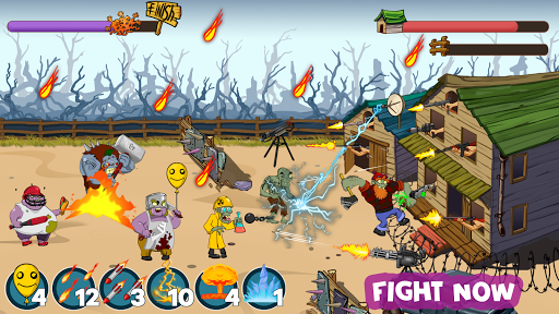 Zombies Ranch. Zombie shooting games screenshots 8