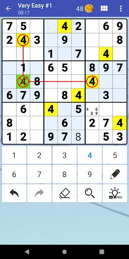 Sudoku Free - Classic Brain Puzzle Game  screenshots 3