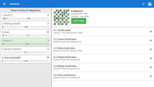 Chess Tactics for Beginners  Screenshots 8